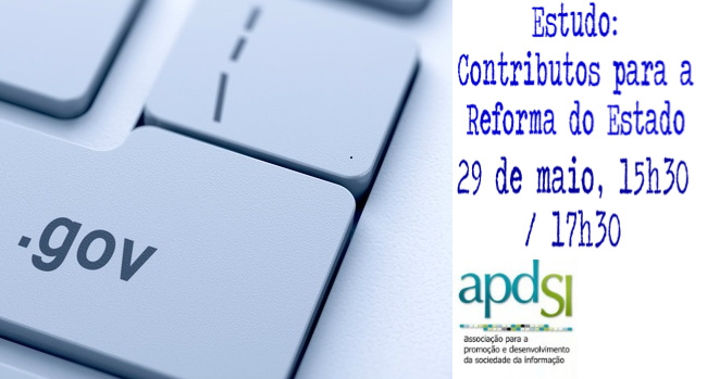 Contributos Reforma do Estado
